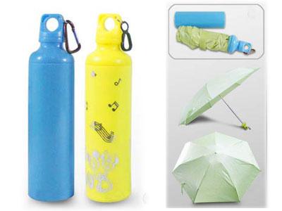 登山壶雨伞
